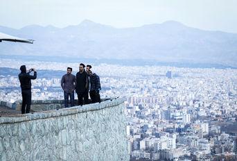 نوروز در تهران (بام تهران)