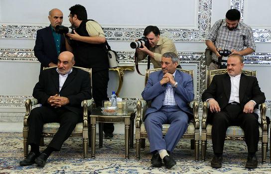 دیدار قائم مقام دبیر کل سازمان ملل متحد با رئیس مجمع تشخیص