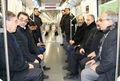 مترو تبریز به نقطه تاثیرگذار ترافیکی رسیده است
