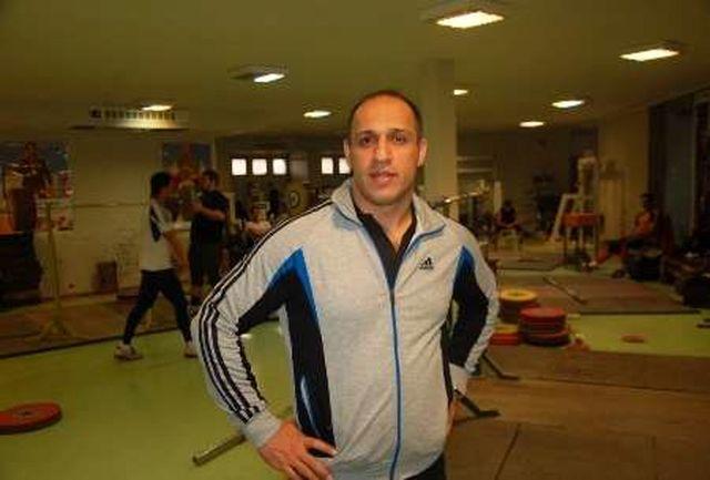 حسین توکلی سرمربی تیم ملی وزنه برداری شد