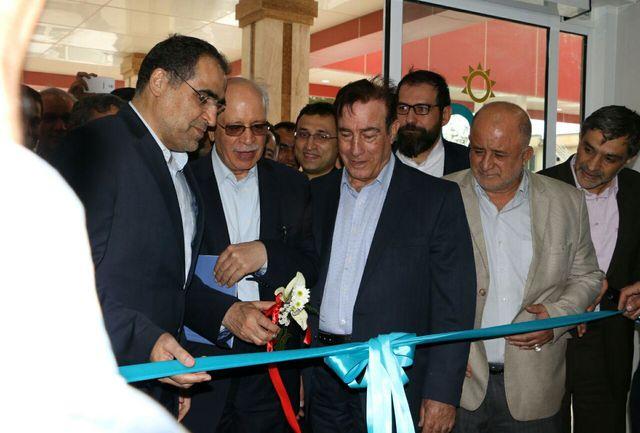 افتتاح بزرگترین بیمارستان خیریه کشور در ارومیه