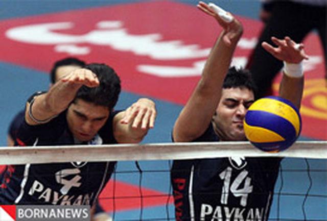 تیم ملی والیبال ایران قهرمان تورنمنت چین شد