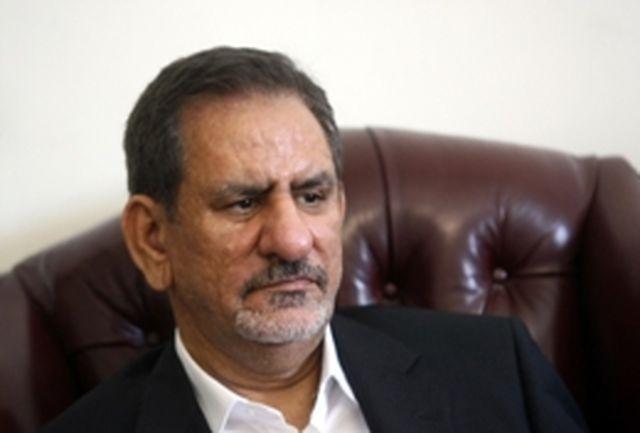 جهانگیری: سواحل چابهار به یکی از بزرگترین مراکز اقتصادی ایران و منطقه تبدیل می شود