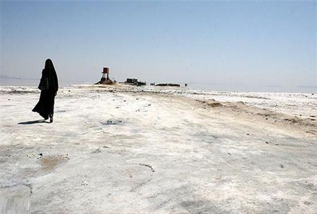دریاچه ارومیه میزبان سفیران محیط زیست شد