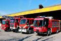 آمادهباش سازمان آتشنشانی تهران در روز اربعین