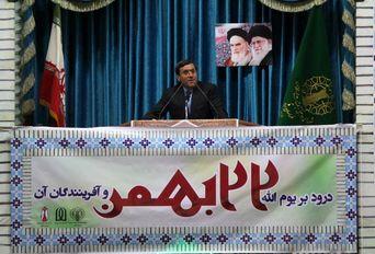سخنرانی معاون وزیر امور خارجه در خطبه های نماز جمعه  بجنورد