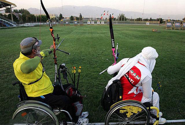 کمانداران پارالمپیکی در تبریز به اردو میروند