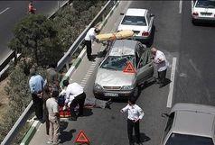 سرعت غیر مجاز کنترل خودرو را از راننده گرفت
