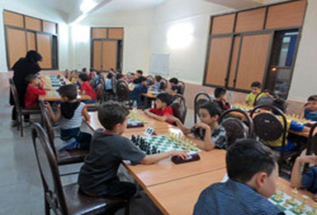 نفرات برتر مسابقات شطرنج خردسالان استان اصفهان مشخص شدند