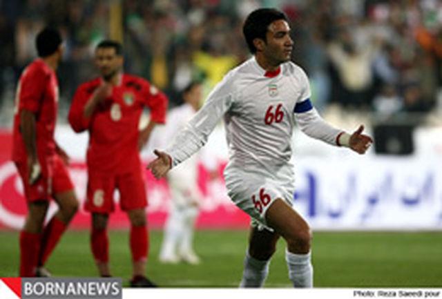 نکونام دهمین بازیکن برتر سال 2010 آسیا