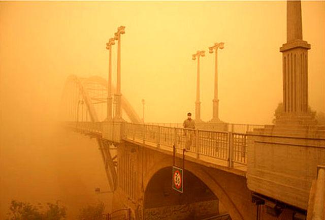 اختصاص اعتبارات لازم برای حل مشکل ریزگردهای خوزستان