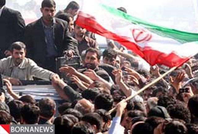 احمدی نژاد به قم سفر میکند