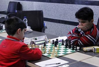 رقابت های شطرنج رده های سنی زیر 8 و 10 سال