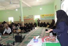 دوره آموزشی دیابت ویژه 146 بیمار دیابتی در شهر دشتی پارسیان
