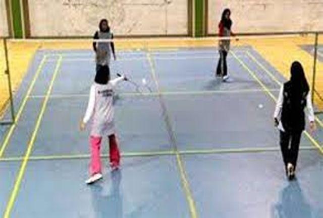 بانوان شاهرودی به اردوی انتخابی تیم ملی بدمینتون دعوت شدند