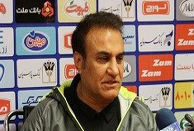 کاظمی: از ماندن در لیگ مطمئن هستم