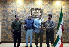 دو عنوان سوم تیمی در مسابقات قهرمانی کشور برای گلف استان اصفهان