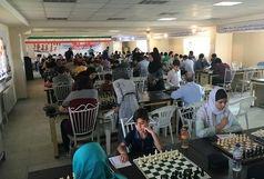 نتایج دور ششم شطرنج جام شهید رجایی مشخص شد