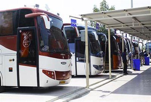 خدماترسانی اتوبوسرانی بندرعباس در سالروز ارتحال امامخمینی(ره)