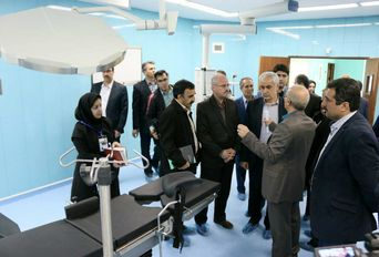 بیمارستان بجنورد در آستانه افتتاح