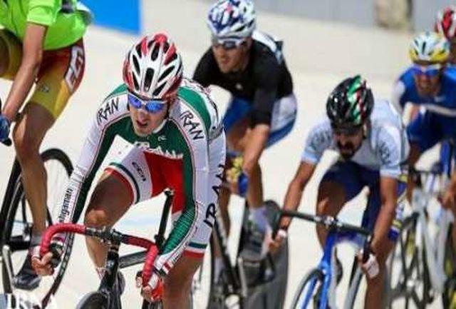 عسکری: رکابزنان ایرانی میتوانند بهترین باشند