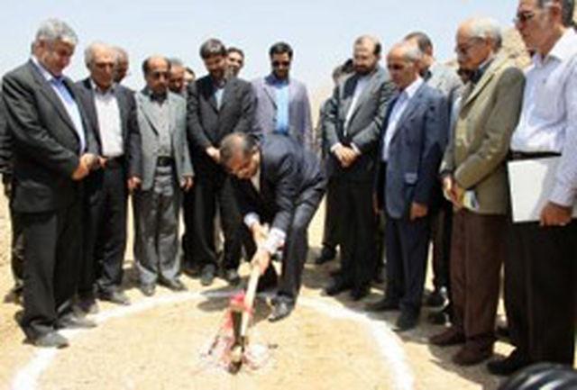 عملیات اجرایی كمربند شمال شرقی شهر مقدس شیراز آغاز شد