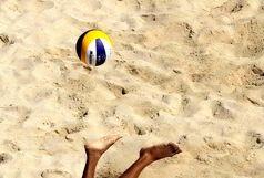 تیمهای ملی والیبال ساحلی راهی قطر شدند