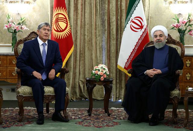 راههای توسعه بیش از پیش روابط تهران–بیشکک بررسی شد