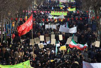 راهپیمایی ۲۲ بهمن - اردبیل