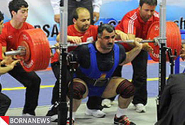 تیم ملی پاورلیفتینگ ایران قهرمان جهان شد