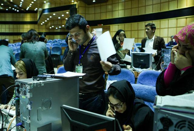 پوشش خبری انتخابات مرحله دوم حوزه انتخابیه تربت حیدریه توسط حدود ۱۰۰ نفر خبرنگار و عکاس