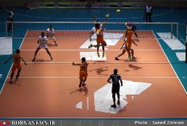 برنامه مرحله پلیآف لیگ دسته یک والیبال