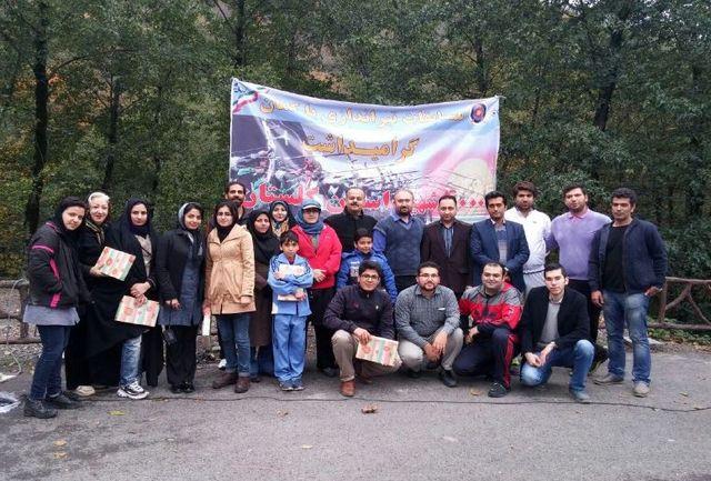مسابقه همگانی تیراندازی با کمان در گرگان برگزار شد