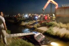 نجات معجزه اسا ۶ سرنشین خودرو / تراژدی مرگ تکرار نشد