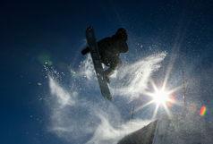 قهرمانی نماینده البرز در رقابتهای اسنوبرد قهرمانی نونهالان و نوجوانان