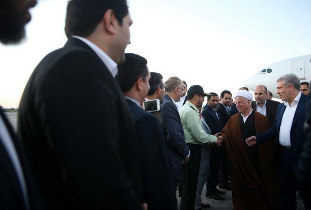 تاکید آیت الله هاشمی بر ظرفیتهای جزایر ایران خلیج فارس