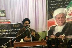 آیت الله هاشمی رفسنجانی شناسنامه فراز و فرودهای انقلاب اسلامی بود