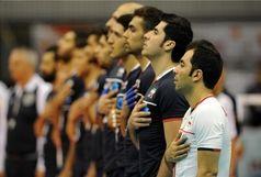 تقابل ایران و ایتالیا در نخستین گام