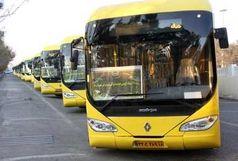 آماده باش بیش از ۱۲۰۰ دستگاه اتوبوس برای سرویس دهی به دانش آموزان اصفهانی
