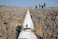 عملیات لولهگذاری انتقال آب به جنگل کاریهای میبد آغاز شد