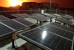احداث دو نیروگاه خورشیدی ۲۰ کیلو واتی در قم