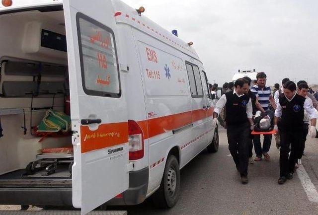 سقوط اتوبوس مسافربری در دره / تاکنون نفر 12 کشته، 25 نفر مجروح و عده ای مفقود هستند