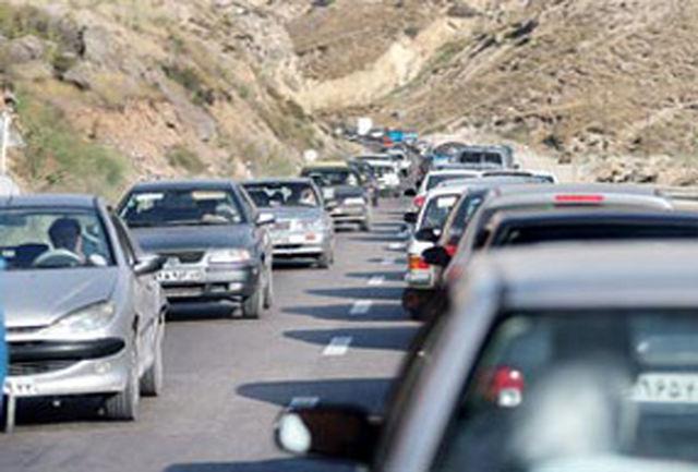 ترددهای تابستانی در جاده های خراسان شمالی 15 درصد افزایش یافت