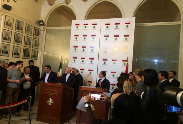 نگاه ویژه رسانههای لبنانی به سفر ظریف