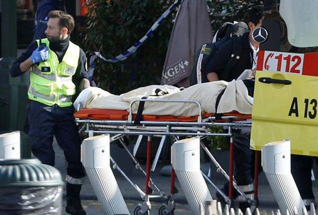 هشتمین متهم در حادثه بروکسل بازداشت شد