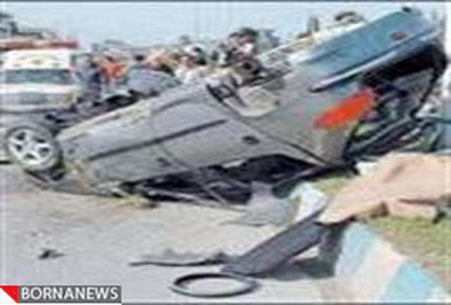 تصادفات 5 ماه نخست امسال 9 هزار و 38 کشته برجای گذاشت