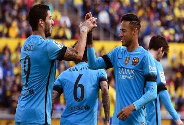 کاتالانها یک گام به قهرمانی نزدیک شدند