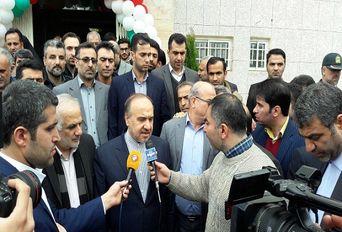 سفر وزیر ورزش و جوانان به مازندران