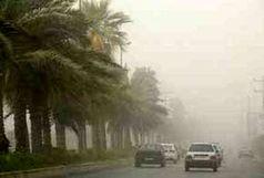 وزش باد در زابل باسرعت 94 کیلومتر