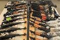 کشف ۱۰۰ سلاح در خیابان کریمخان تهران